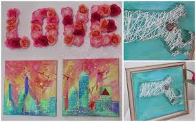 Easy Diy Room Decor Diy Room Decor Wall Artwork Easy To Create