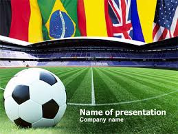 fifa world cup powerpoint template backgrounds 00790