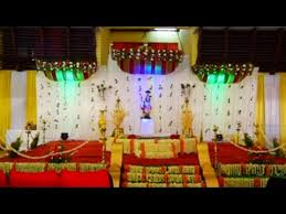 hindu wedding decorations hindu wedding decorations in trivandrum sumangali kalyana