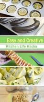 25 easy and creative kitchen life hacks