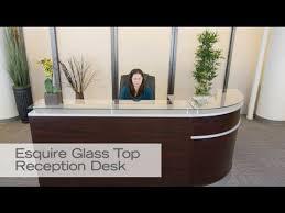 Furniture Reception Desk Modern Receptionist Desk National Business Furniture