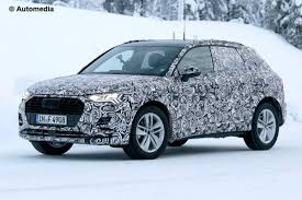 new audi q3 testing continues ahead of 2018 launch auto express