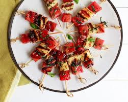 Summer Lunches Entertaining - best 20 watermelon and halloumi ideas on pinterest u2014no signup required