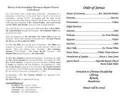 church programs template best photos of sle church programs order of service church