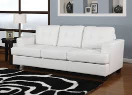 Leather White Sofa 9 Best White Leather Sleepers Sofas Images On Pinterest Leather