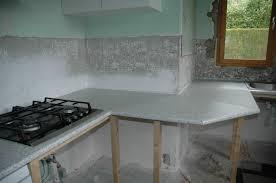 installation plan de travail cuisine fixer un plan de travail sans meuble newsindo co
