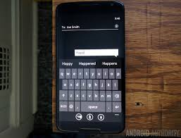 keyboard for android phone microsoft might bring windows phone s word flow keyboard to