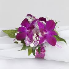 orchid wrist corsage glam dendrobium orchid wrist corsage martin s specialty store