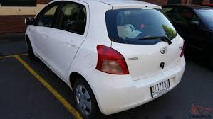 yaris yr 2006 5d hatchback manual 1 3l multi point f inj 5 seats