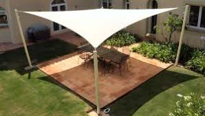 Sail Patio Cover The Definitive Guide To Best Shade Sail Of 2017