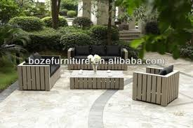 Outdoor Sofa Sets by Pp Wooden Outdoor Sofa Set Plastic Garden Furniture Meubles De