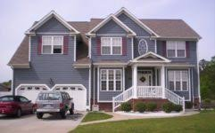 new home exterior color schemes with beautiful new home exterior