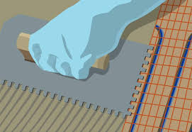 can you put radiant heat under laminate flooring how to install radiant heat in floors at the home depot
