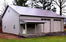 Custom Pole Barn Homes Pole Building Garages Garage Builders In Pa