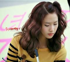 hairstyle yoona face shape hairstyle easy to do at home