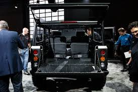 bollinger b1 photo reveal the bollinger b1 all electric sut gear patrol