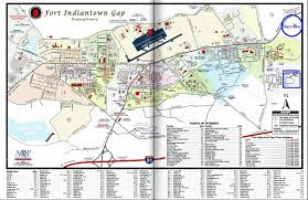 Ft Campbell Map Ct