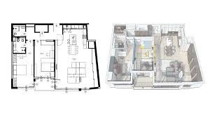 the third apartment in this post is bigger at 135 square meters