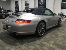porsche 911 back vintage 2006 porsche 911 carrera s for sale with convertible top
