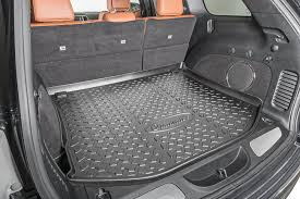 jeep patriot cargo mat quadratec 14355 7000 all weather rear cargo liner in