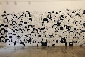 Mural Wall Art by Amanacliq Summer Festival 2017 Flabjacks Comflabjacks Com