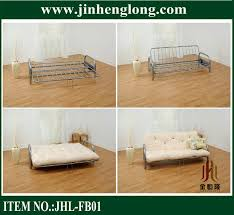 futon metal sofa bed metal sofa bed buy metal sofa bed futon frame sofa bed
