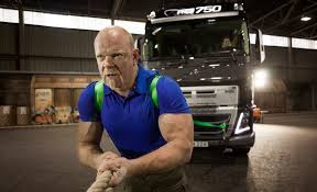 volvo trucks head office volvo trucks and the world u0027s strongest man team up for an extreme