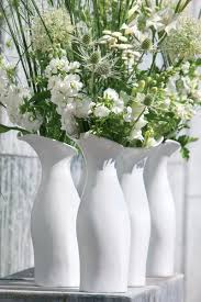 Flower Arrangements For Tall Vases Trendy White Flower Vase 130 White Flower Vase Online India