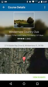 Driving Distance Google Maps Google Geo Developers Blog Golf Channel U0027s Golfnow App Helps