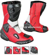 red motorbike boots boots boys motorcycle boots motorbike racing shoes motorbike shoes