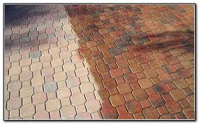 patio paver sealer wet look patios home decorating ideas