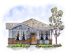 one or two story craftsman house plan farmhouse front front
