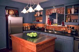 kitchen room marvelous copper backsplash behind stove copper