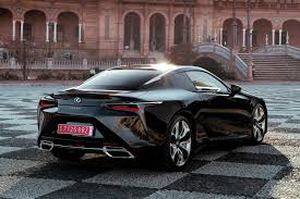 lexus lc f lexus lc f to take the fight to nissan gt r