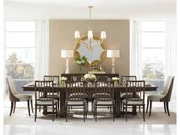 Stanley Furniture Dining Room Set Stanley Furniture Crestaire 11 Lola Pedestal Table
