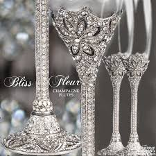 wedding accessories luxurious wedding accessories chagne flutes cake sets
