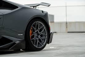 Lamborghini Huracan Lp 610 4 - a grigio lynx huracán lp 610 4 rocking adv7 wheels