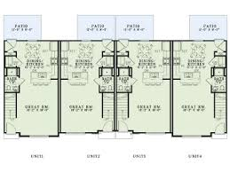Multi Unit Apartment Floor Plans Multi Family House Plans Apartment Plan 025m 0094 At