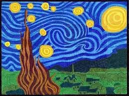 Starry Night Nuit Etoilee Very - 54 best van gogh starry night images on pinterest starry