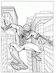 spiderman painting games kids coloring pages printable coloring