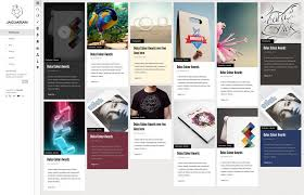 jaguarian responsive portfolio wordpress theme by