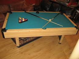 7ft pool table for sale pool table 4ft x 7ft cooper mint condition for sale in