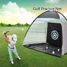 Golf Driving Nets Backyard by Indoor Golf Net Ebay