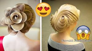 top 10 amazing hairstyles compilation 2017 youtube