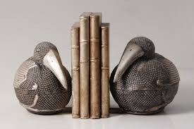 bookends cambodian pelican forwood design