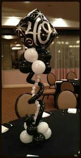 17 best 40th birthday party images on pinterest balloon
