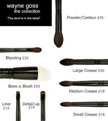 wayne goss brushes collection launching 24 sept 2016 at love makeup