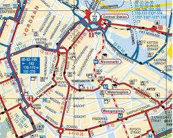netherlands metro map pdf amsterdam transport guide for tourists
