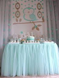 baby shower ideas for boy baby owl baby shower party ideas photo 1 of 25 catch my party