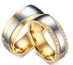 verlobungsringe paar daesar männer verlobungsringe edelstahl ring für paar gold ringe